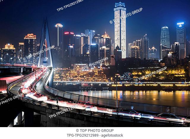night of Chongqing