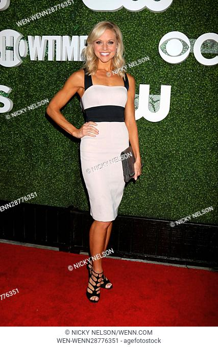 CBS, CW, Showtime Summer 2016 TCA Party at the Pacific Design Center on August 10, 2016 in West Hollywood, CA Featuring: Tiffany Coyne Where: West Hollywood