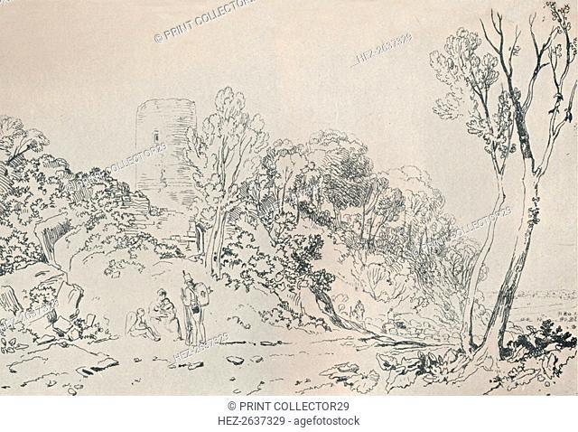 'Winchelsea, Sussex', 1812, (1923). Artist: JMW Turner