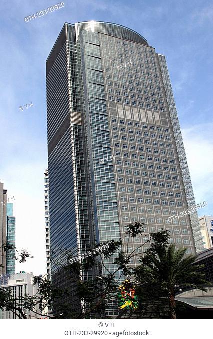 Ayala Triangle, Makati, Philippines