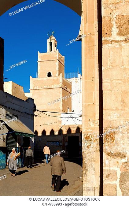 Tunez: Sfax  Medina