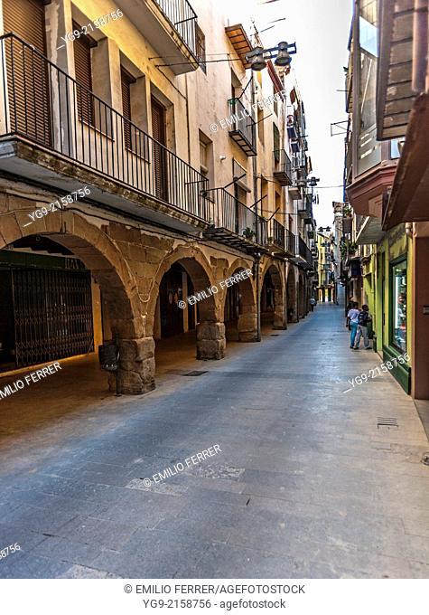 Balaguer street