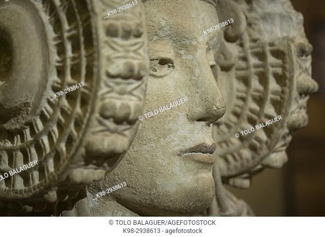 museo arqueologico y de historia de Elche Alejandro Ramos Folqués, Elche, Alicante, comunidad Valenciana, Spain, Europe