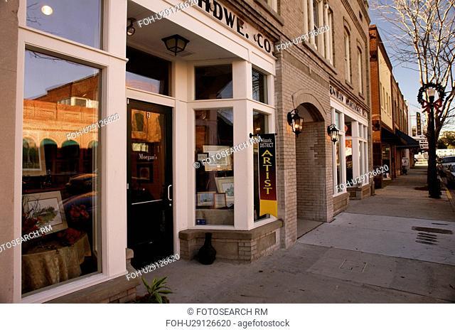 Conway, SC, South Carolina, The Grand Strand, downtown