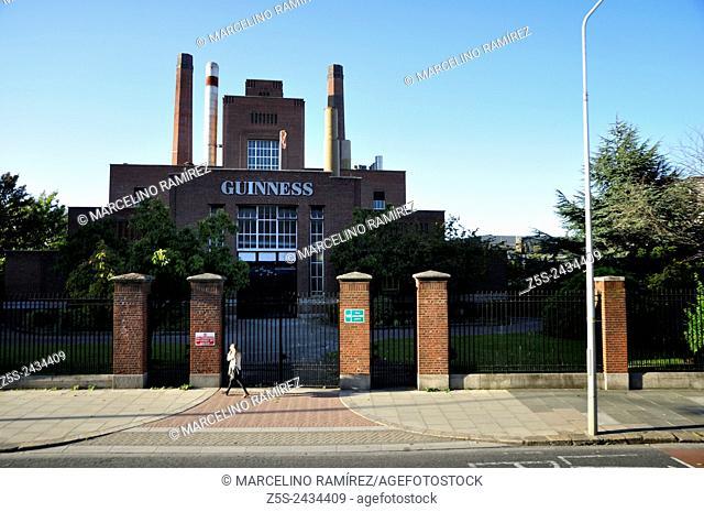 Dublin, Guinness Storehouse. Ireland