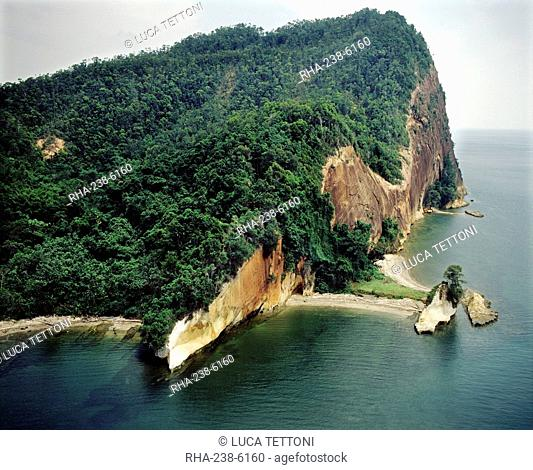Sandekan, Semporne Bay, Sabah, island of Borneo, Malaysia, Southeast Asia, Asia