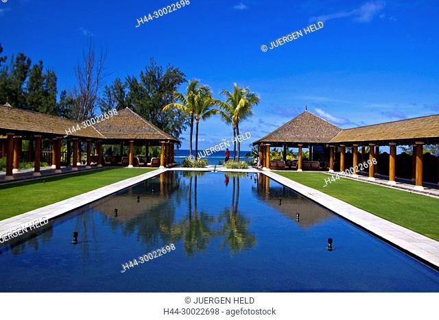 Resort Moevenpick south coast of Mauritius, Africa