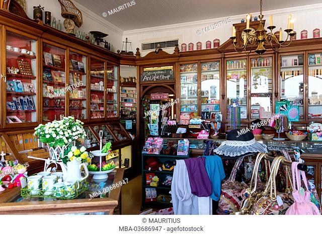 South Africa, Graaf-Reinet, Jugendstil business