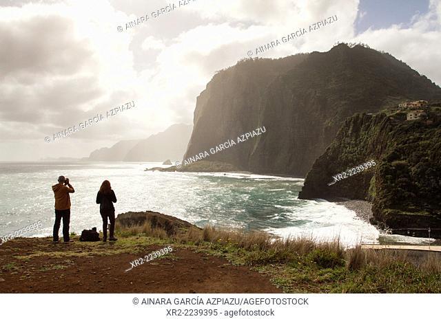 Penha d'Aguia, Faial, Madeira, Portugal