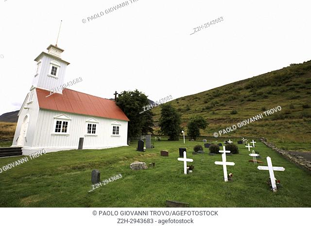 Laufas museum, Iceland, Europe