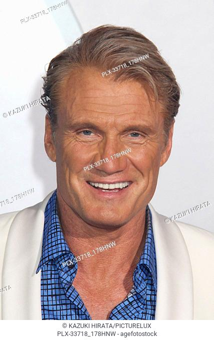 """Dolph Lundgren 12/12/2018 """"""""Aquaman"""""""" Premiere held at the TCL Chinese Theatre in Hollywood, CA Photo by Kazuki Hirata / HNW / PictureLux"""