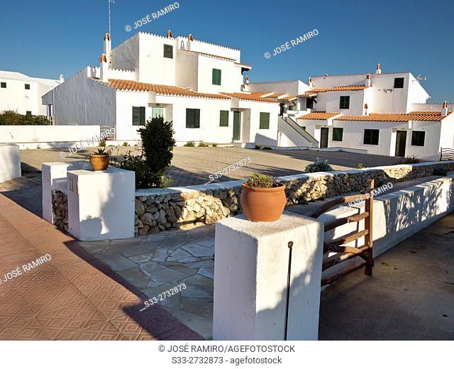 Arenal d'en Castell. Menorca. Islas Baleares. Spain. Europe
