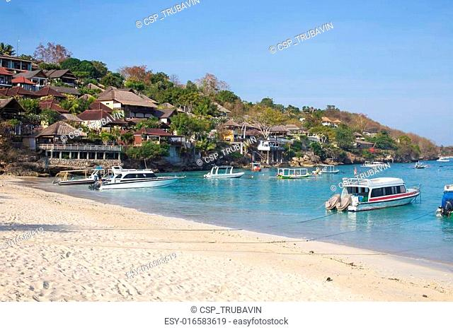 Lembongan island.Indonesia