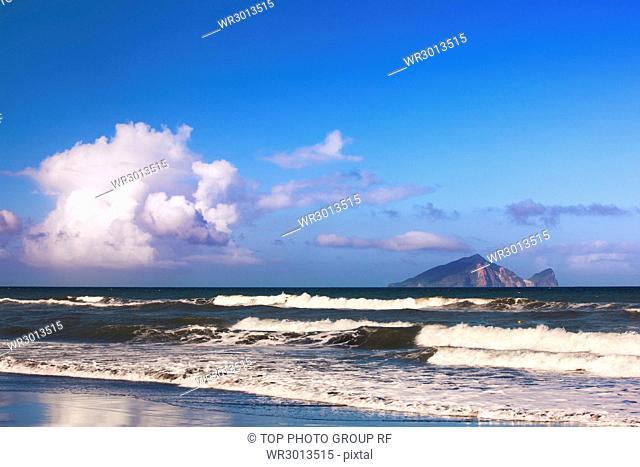 Yilan;Guishan Island