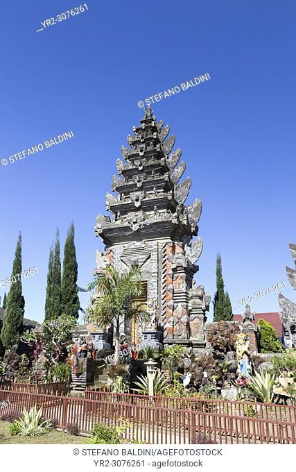 Pura Ulundanu Batur, Bali, Indonesia