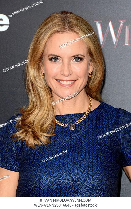 """""""The Last Witch Hunter"""" New York Premiere - Red Carpet Arrivals Featuring: Kelly Preston Where: New York City, New York"