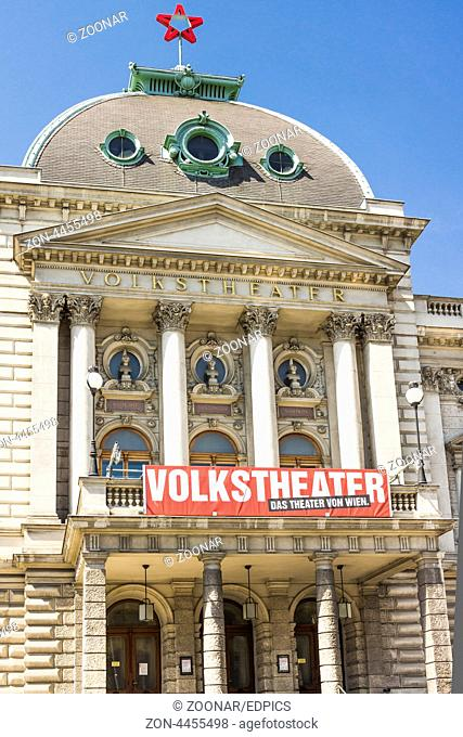Volkstheater Wien Stock Photos And Images Age Fotostock