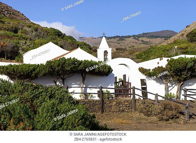 Ermita de la Virgen de los Reyes, El Hierro, Canary Islands, Spain