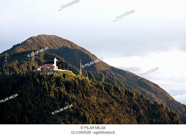 Guadalupe Hill, Bogota, Cundinamarca, Colombia