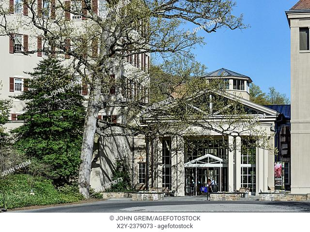 Winterthur decorative Arts Museum and Gardens, Delaware, USA