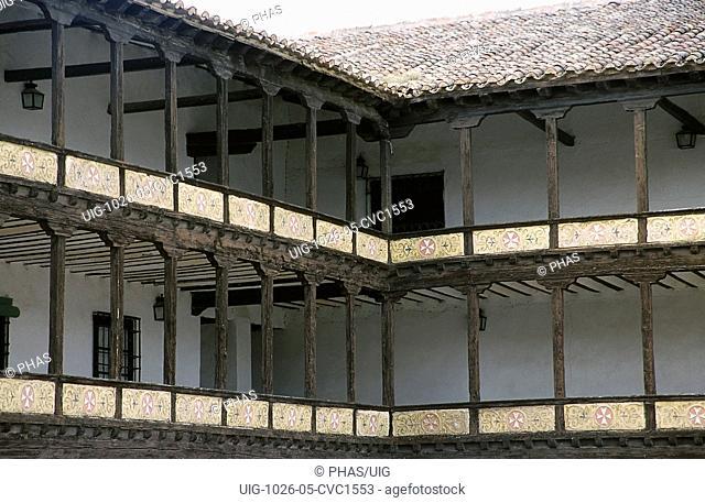 Tembleque, province of Toledo, Castile-La Mancha, Spain