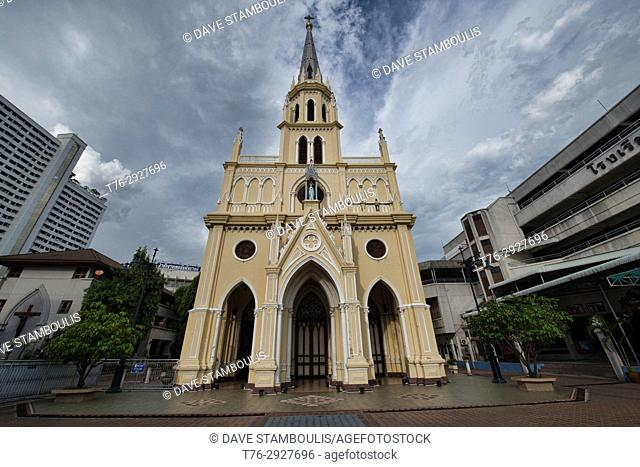 The Kalawar Holy Rosary Church, Bangkok, Thailand