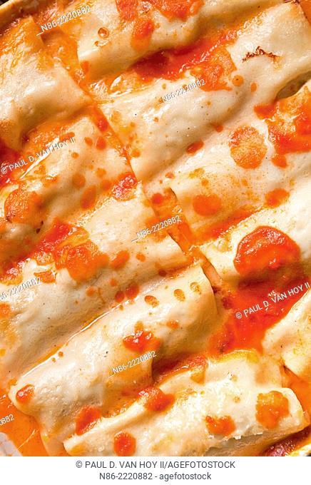 chicken cannelloni