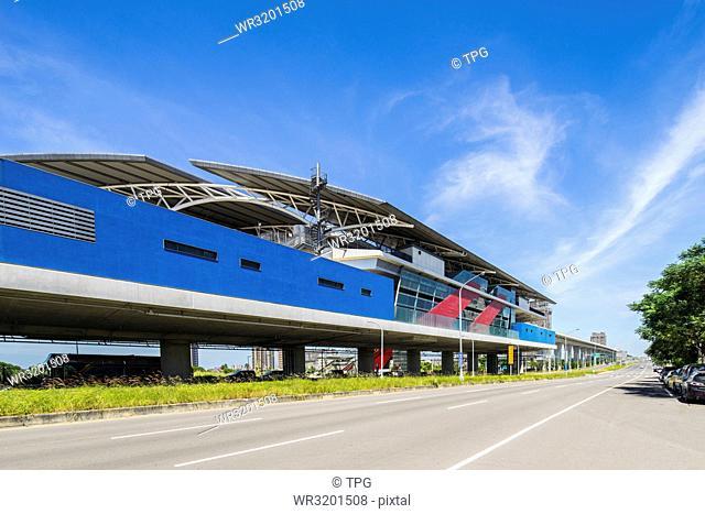 Airport MRT Taoyuan Sports Park Station