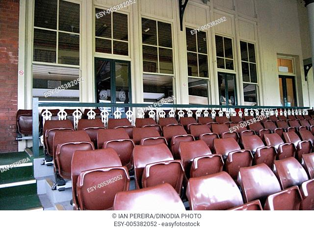 Pavilion at Sydney cricket ground ; Sydney ; Australia