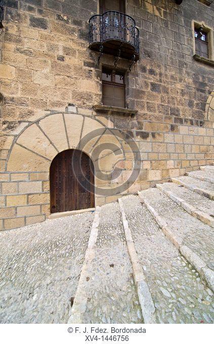 Peñaroya de Tastavins  Matarraña  Teruel, Aragon  Spain