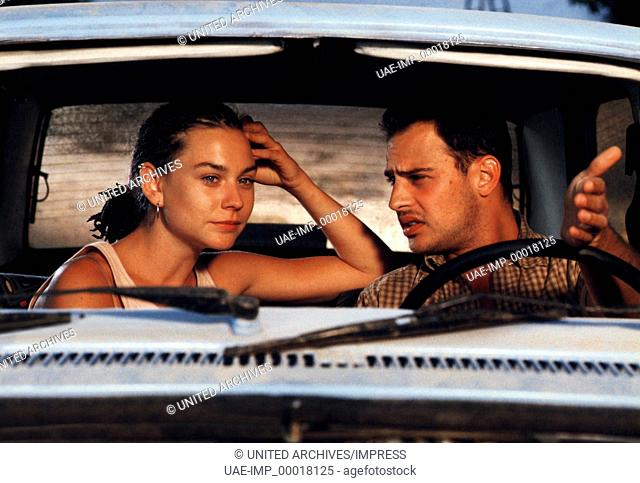Im Juli, (IM JULI) D-TUR 2000, Regie: Fatih Akin, CHRISTIANE PAUL, MORITZ BLEIBTREU, Stichwort: Auto