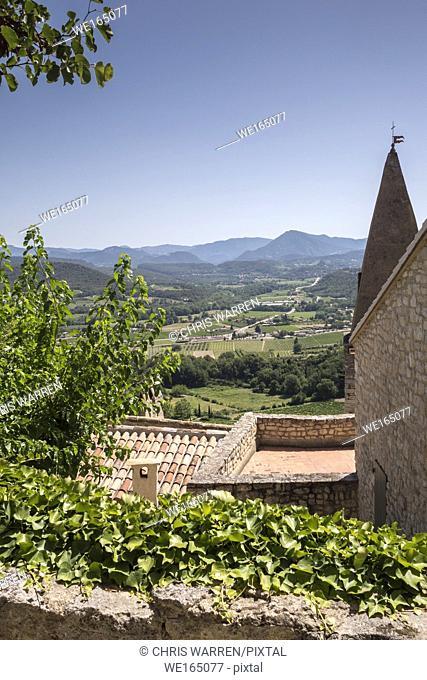 Crestet Vaison-la-Romaine Carpentras Vaucluse Provence-Alpes-Côte d'Azur France