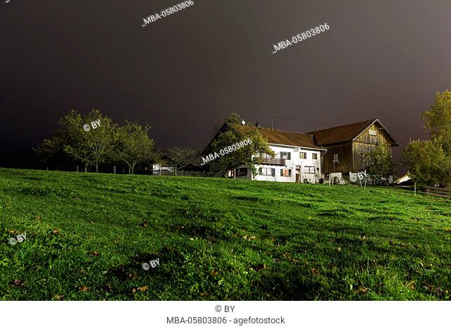 Farm in the Allgäu