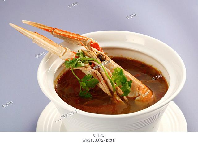 shrimp shoup