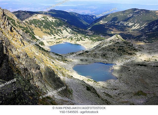 Musalenski Lakes, Rila National Park, Bulgaria