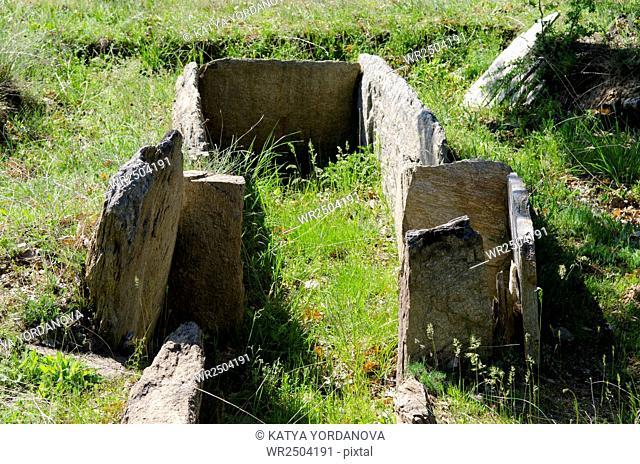 Thracian dolmens