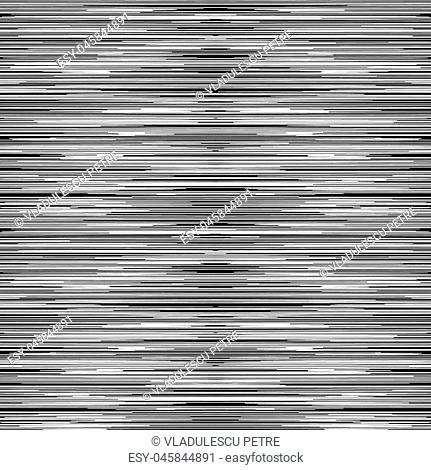black stripes on white background seamless pattern