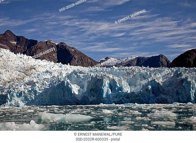 USA, Alaska, Le Conte Glacier