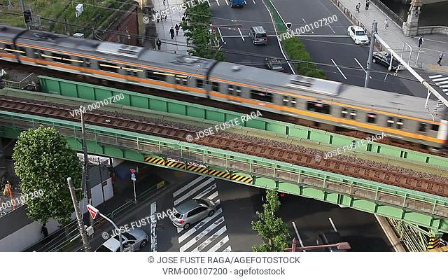 Japan, Tokyo City, Akihabara District, Chuo Avenue