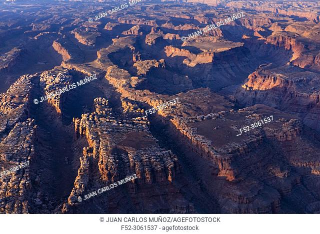 Canyonlands National Park, Utah, USA, America