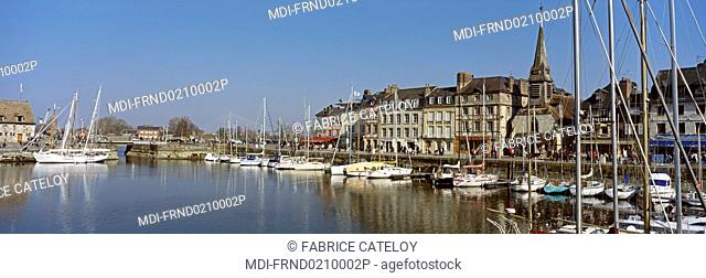France - Normandy - Calvados - Honfleur
