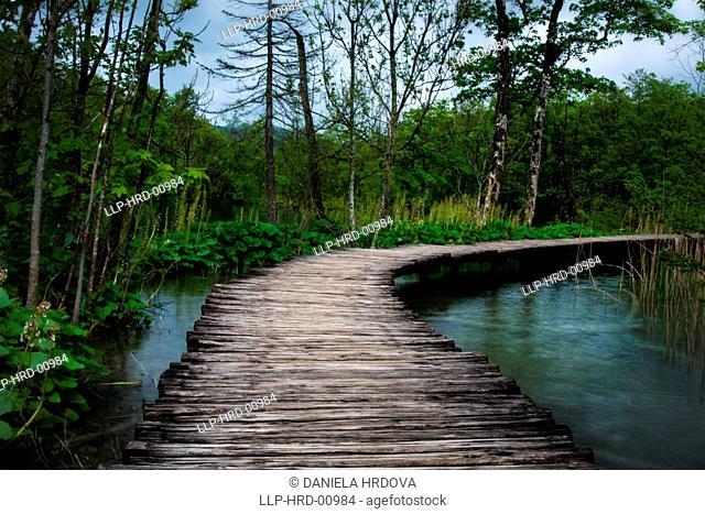 Plitvice lakes, Croatia, Europe