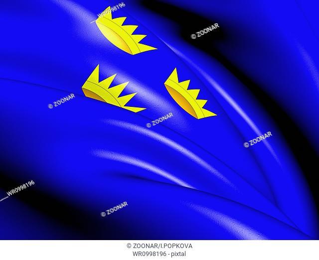 Flag of Munster