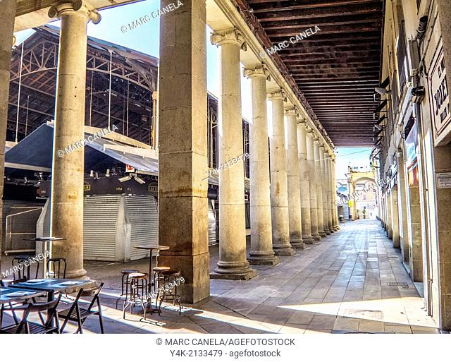 Europe, Spain, Barcelon, boqueria market