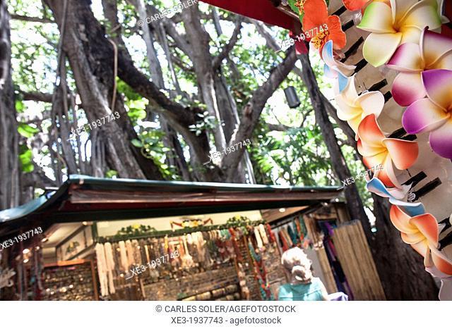 Honolulu gifts market