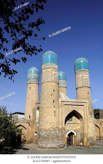 Char Minar. Uzbekistan, Bukhara