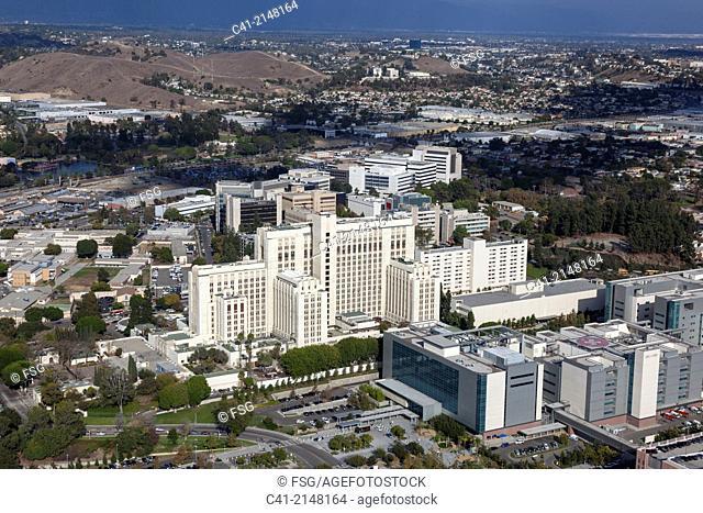 Los Angeles County General Hospital. Los Angeles. California. USA