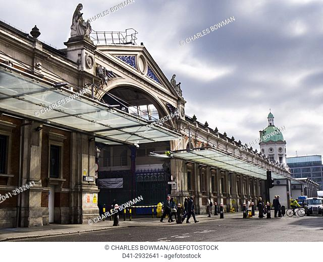 europe, UK, England, London, Smithfield Market