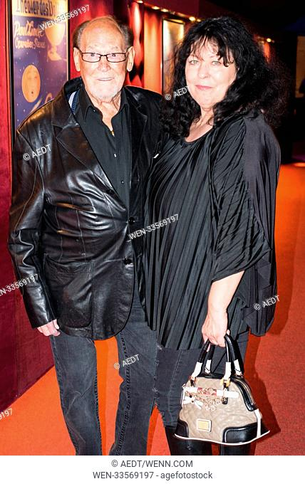 Premiere of 'Frau Luna' at Tipi am Kanzleramt Berlin. Featuring: Herbert Koefer, Heike Knochee Where: Berlin, Germany When: 11 Jan 2018 Credit: AEDT/WENN