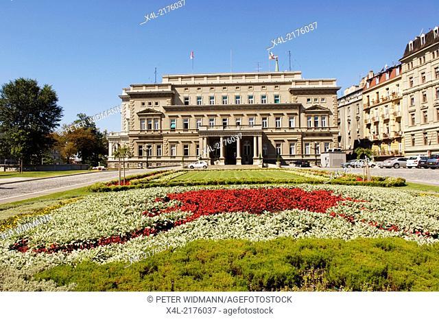 Beograd, old castle, Serbia-Montenegro, Belgrade